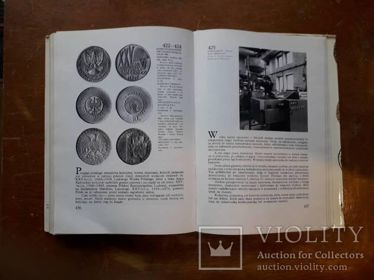 Польские Монеты Книга большого формата в суперобложке, фото №4