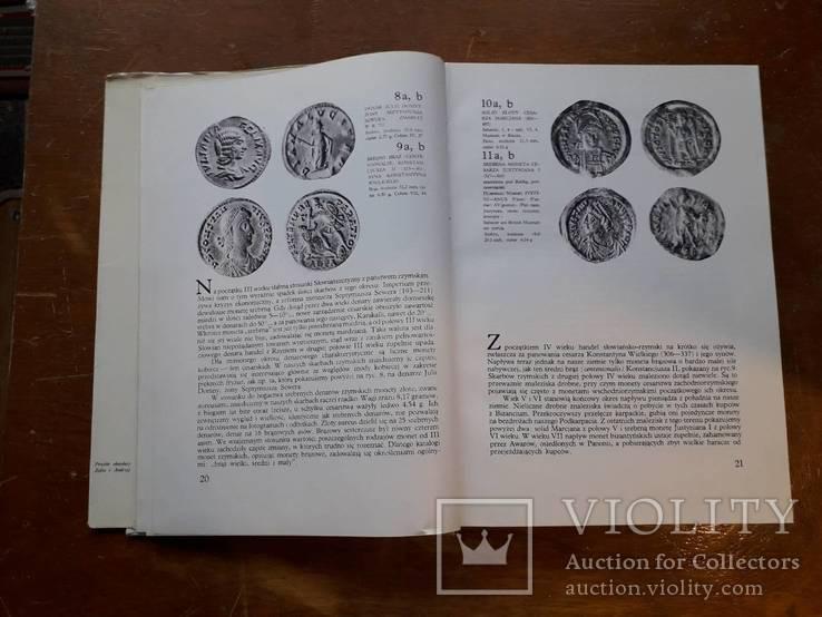 Польские Монеты Книга большого формата в суперобложке, фото №5