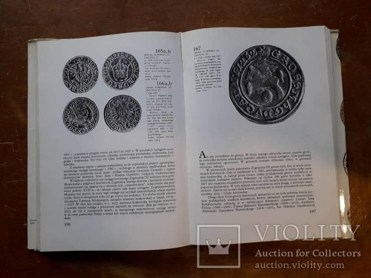 Польские Монеты Книга большого формата в суперобложке, фото №6