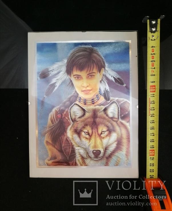 Картина Принцеса Мононоке, фото №4
