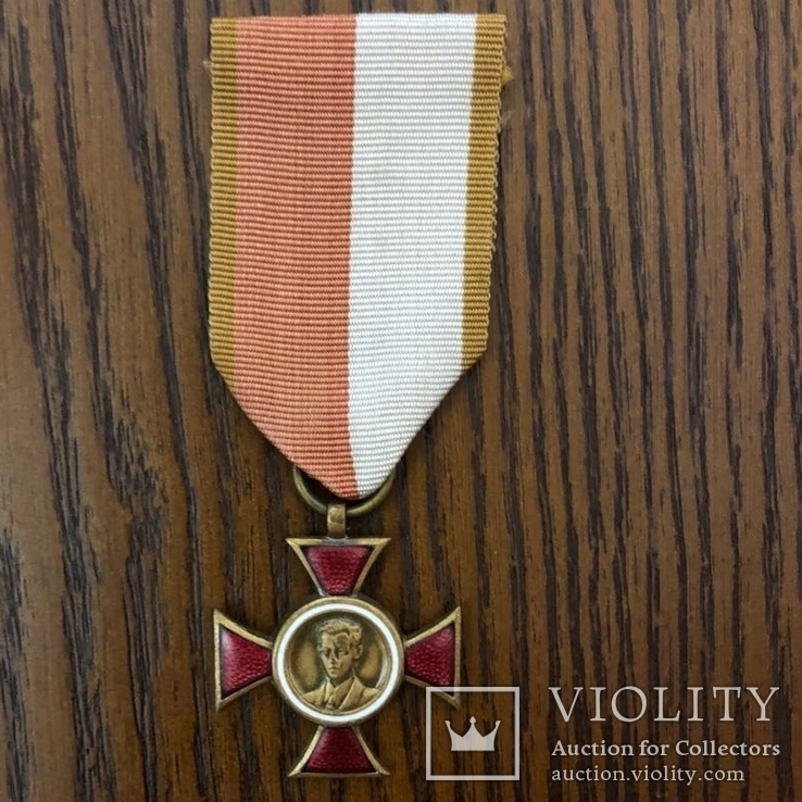 Нагорода Польський Хрест., фото №2