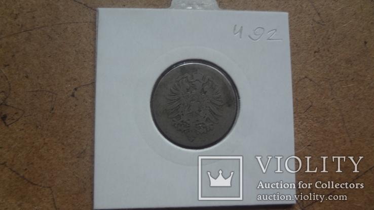 10  пфеннигов  1873  Германия  Холдер 492, фото №3