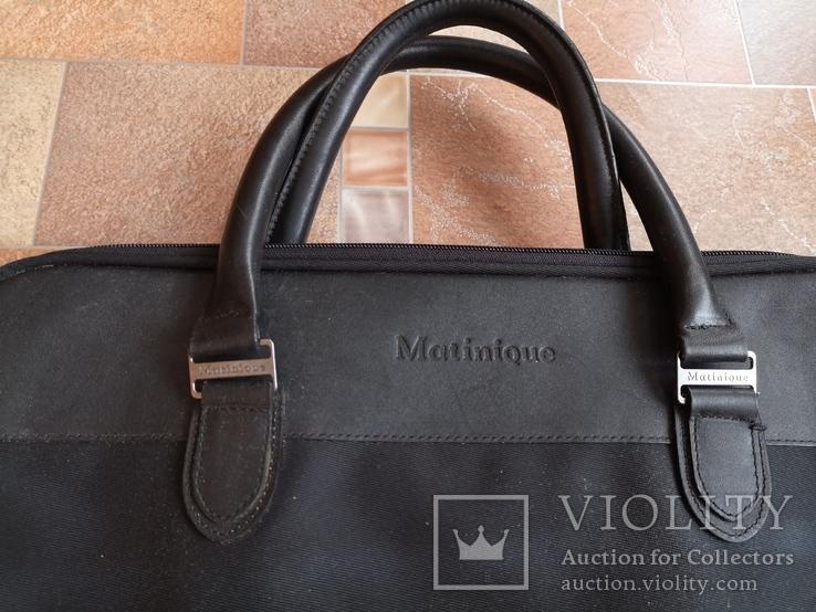 Деловая сумка-портфель Matinique мужская, фото №5