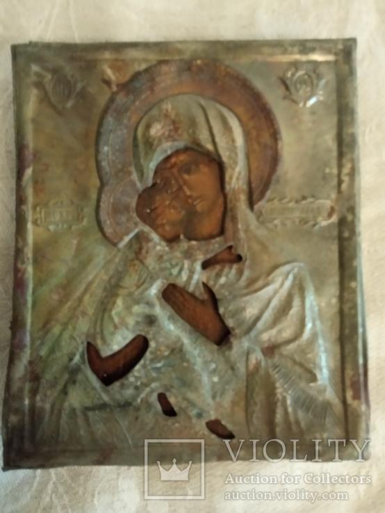 Матерь Божья Владимирская, фото №2