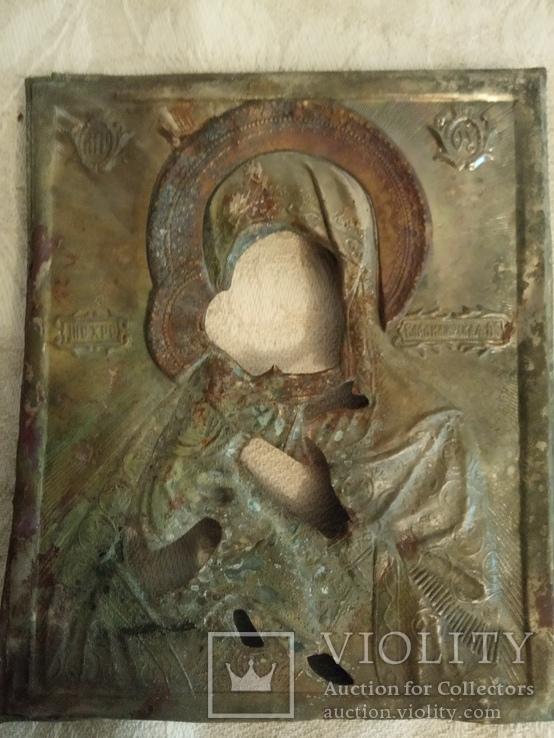 Матерь Божья Владимирская, фото №13