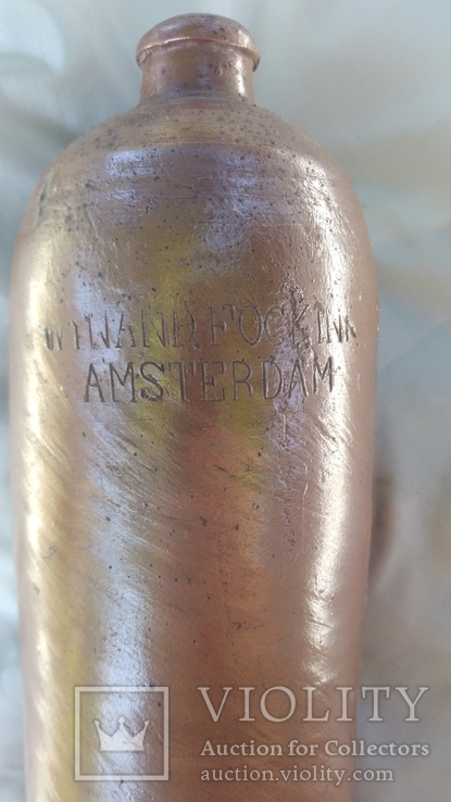 Бутылка с немецких позиций, фото №4