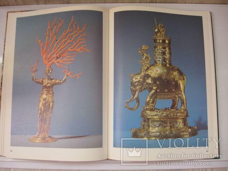 """Книга Музей """"Грюнес гевельбе""""самое богатое собрание драгоценностей в Европе, фото №8"""