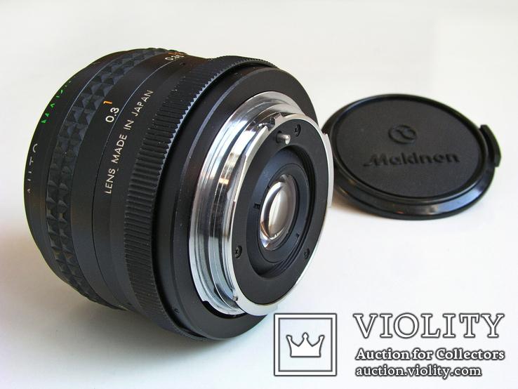 Makinon 2,8/28 MC для Rolleiflex SL35 (QBM,RO),Япония, фото №4
