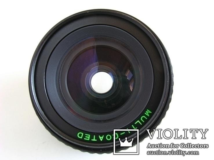 Makinon 2,8/28 MC для Rolleiflex SL35 (QBM,RO),Япония, фото №7