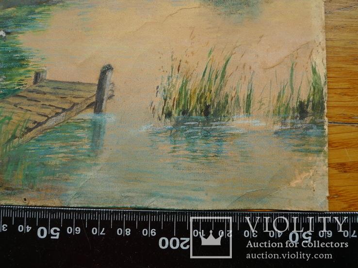 """Лебединый пруд"" 1926 год, фото №7"