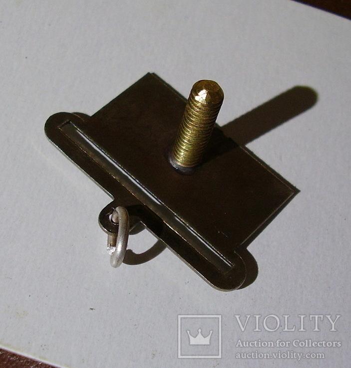 Копия колодки(мельхиор), фото №5