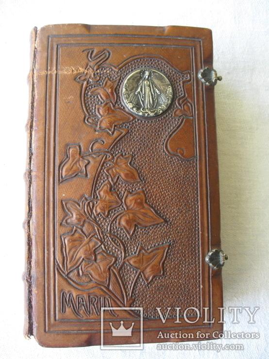 Книга LH- MANUALE DI FILOTEA - GIUSEPPE RIVA - BERTARELLI --- 1910
