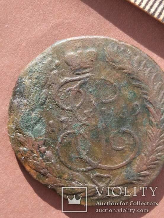 2 копейки 1769, фото №2