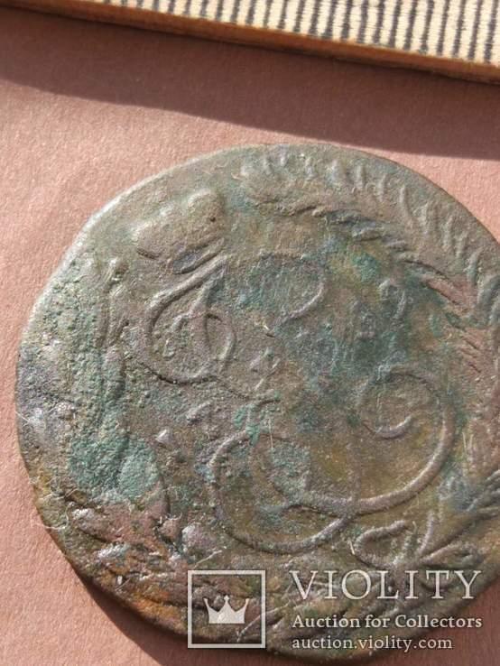 2 копейки 1769, фото №4