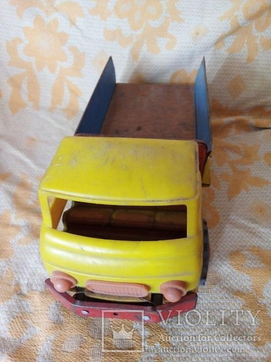 Грузовой автомобиль времен ссср, фото №7