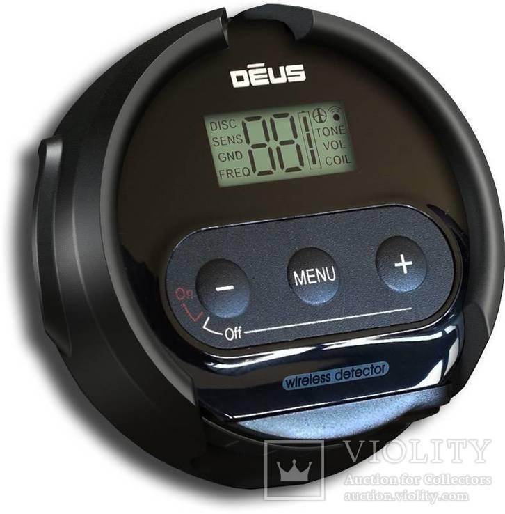 Металлоискатель XP Deus 22 HF WS4 Lite Pro, фото №7