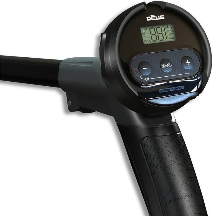 Металлоискатель XP Deus 24x13 HF WS4 Lite Pro, фото №9