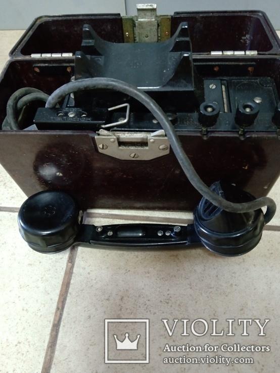 Телефон полевой (советский), фото №4