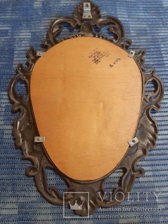 Зеркало под бронзу., фото №5