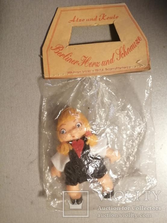 Кукла пупс ГДР, фото №2