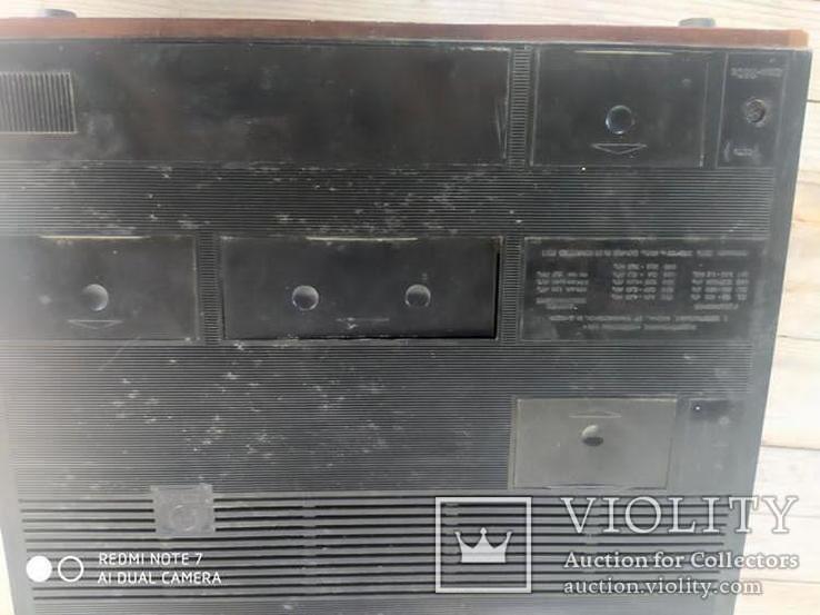 Радиоприемник Ленинград 002, фото №9