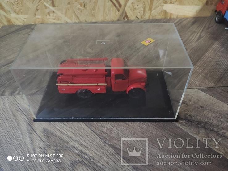 Масштабная модель Пожарная машина АЦУП-20(63)-60 от DIP-Models1/43, фото №11