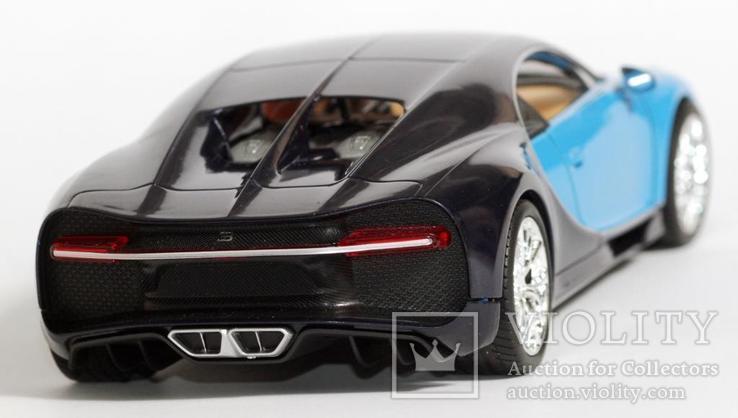 1:24 Bugatti Chiron, фото №3