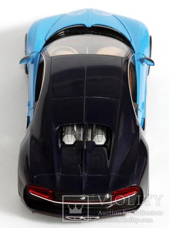 1:24 Bugatti Chiron, фото №4