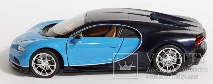 1:24 Bugatti Chiron, фото №9
