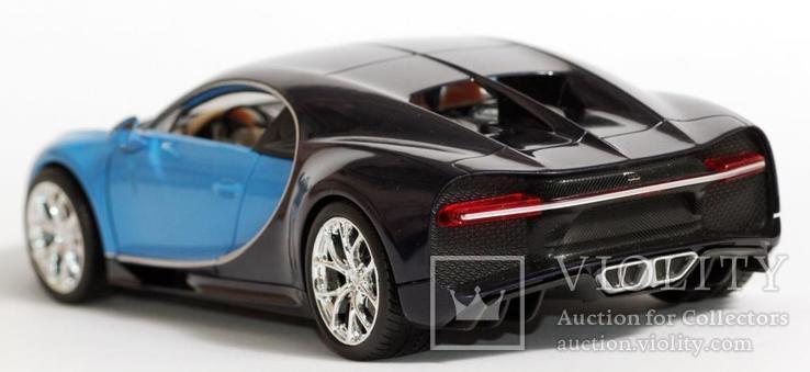 1:24 Bugatti Chiron, фото №10