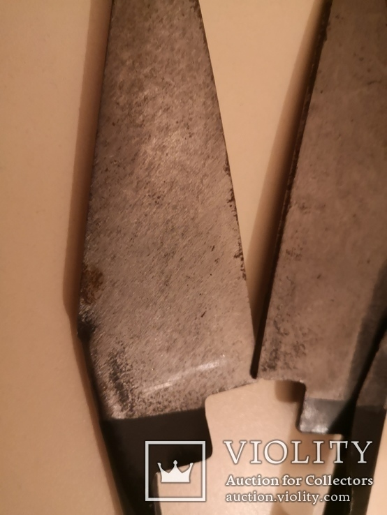 Ножницы для стрижки овец барашков новые винтаж СССР, фото №6