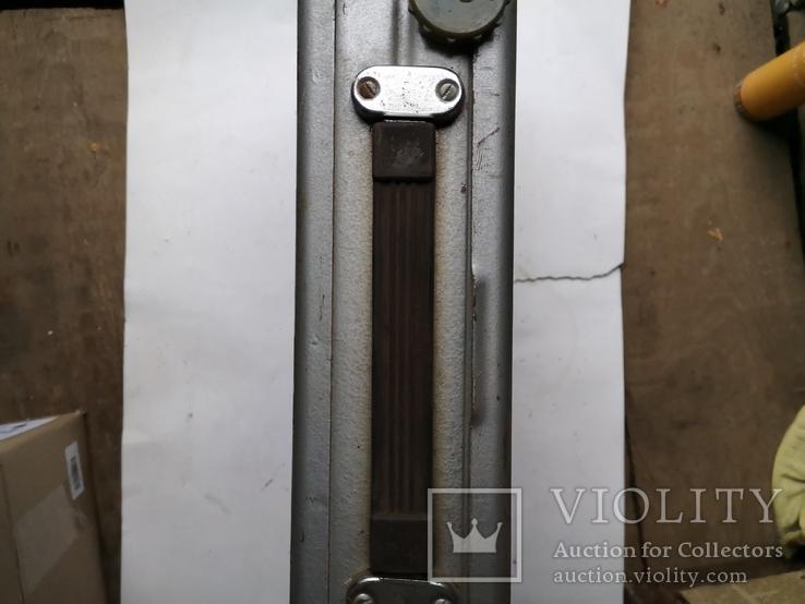 Чемодан кейс саквояж дипломат ящик для инструментов армейский, фото №6
