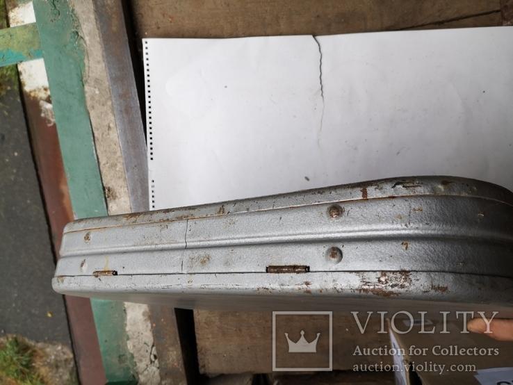 Чемодан кейс саквояж дипломат ящик для инструментов армейский, фото №8