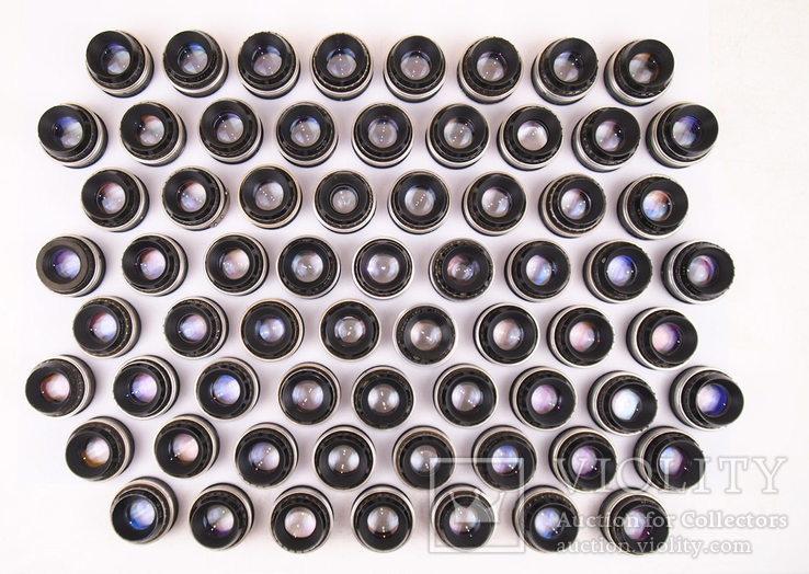 Объектив ИНДУСТАР -  23У (73 штуки), фото №3