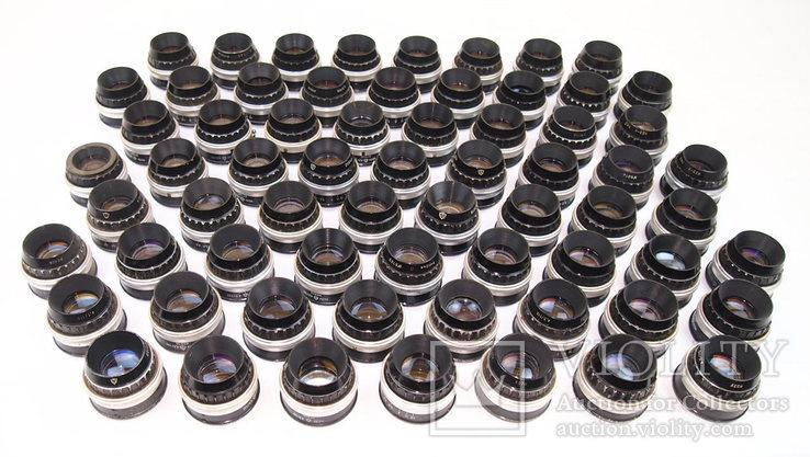 Объектив ИНДУСТАР -  23У (73 штуки), фото №2