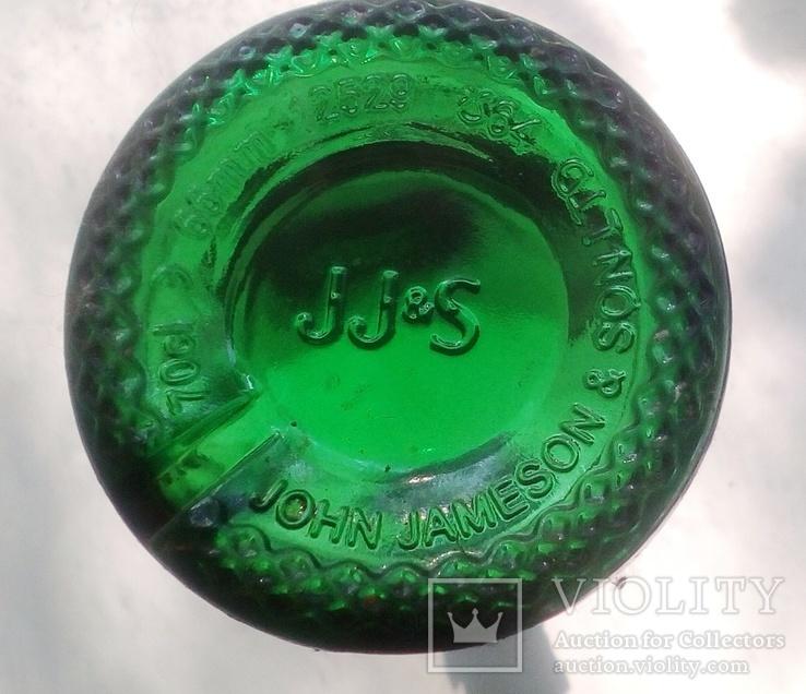 Бутылка от виски Джемесон., фото №4