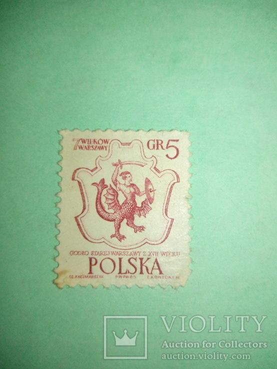 Польская марка 1