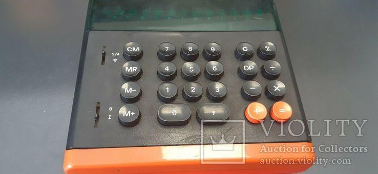 Калькулятор 1970-е Elka 50 M, фото №7