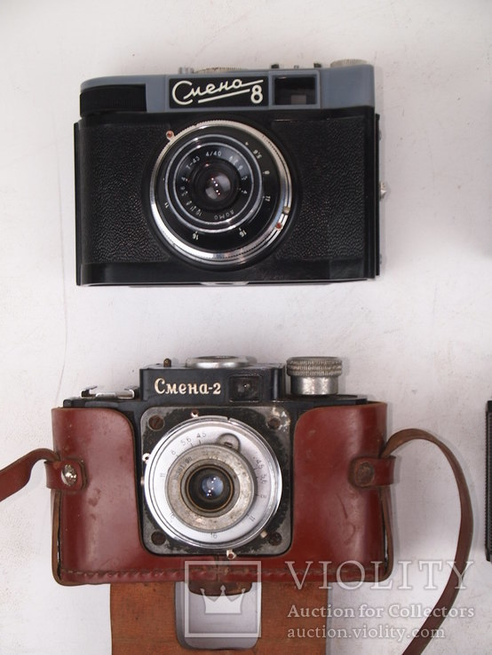 Фотоаппарат СМЕНА (7 штук), фото №4
