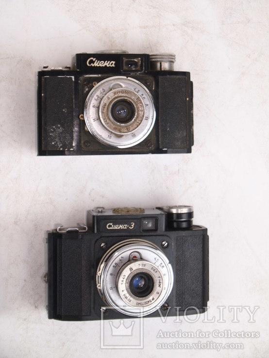 Фотоаппарат СМЕНА (7 штук), фото №5