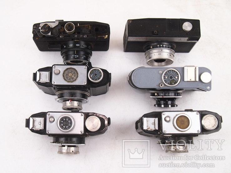 Фотоаппарат СМЕНА (7 штук), фото №6