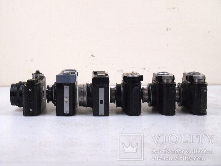 Фотоаппарат СМЕНА (7 штук), фото №12