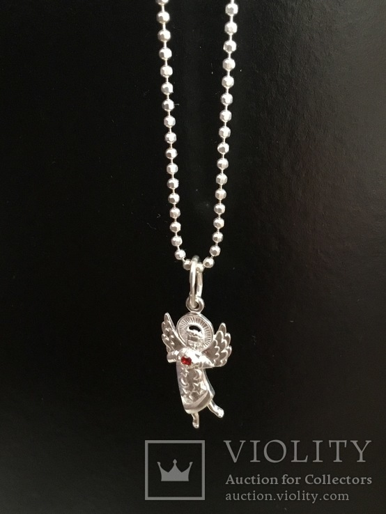 Ангелочек на цепочке, фото №5