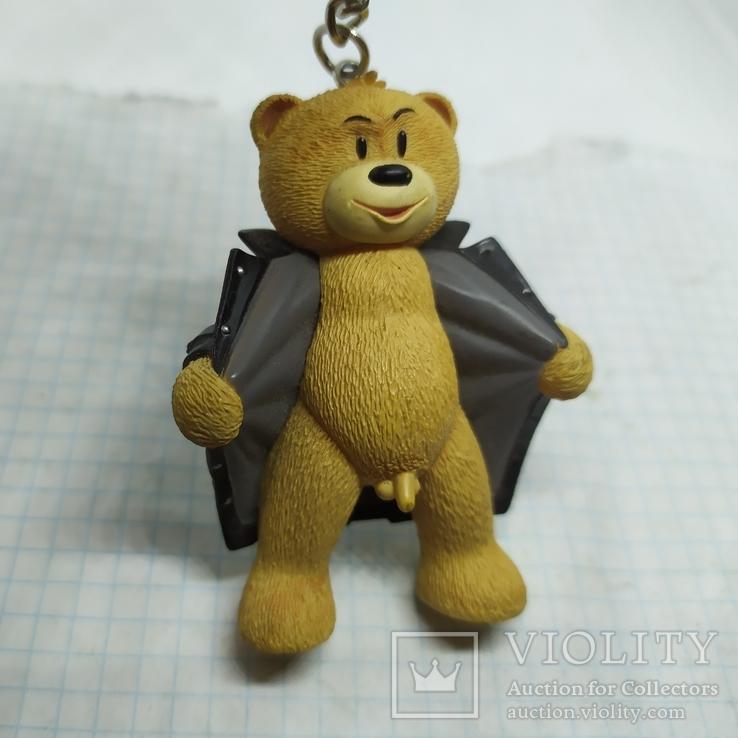 Брелок Мишка Тедди Эксгибиционист, фото №2