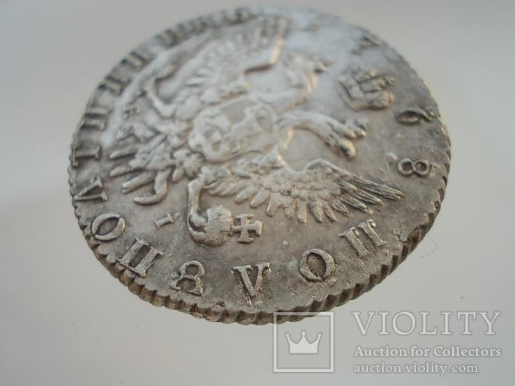Полуполтинник 1768 ммд, фото №8