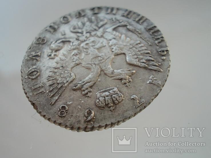 Полуполтинник 1768 ммд, фото №9