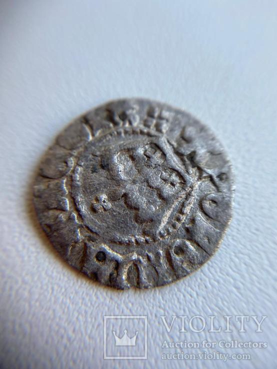Средневековая монета, фото №2