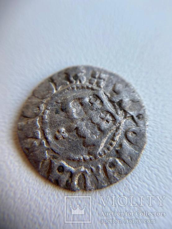 Средневековая монета, фото №3