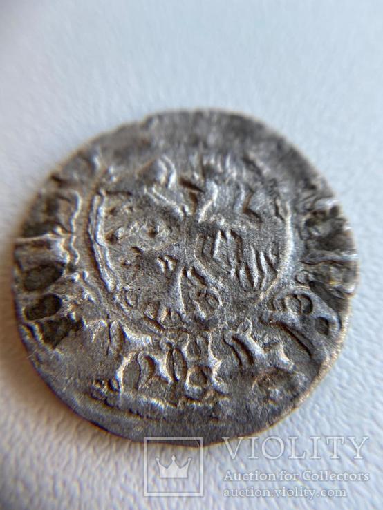 Средневековая монета, фото №4