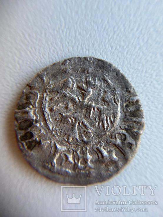 Средневековая монета, фото №5